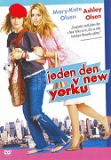 Jeden den v New Yorku - DVD plast