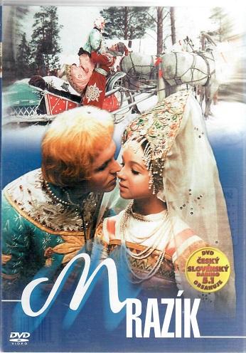 Mrazík ( plast ) - DVD