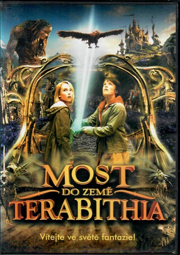 Most do země Terabithia ( plast ) - DVD
