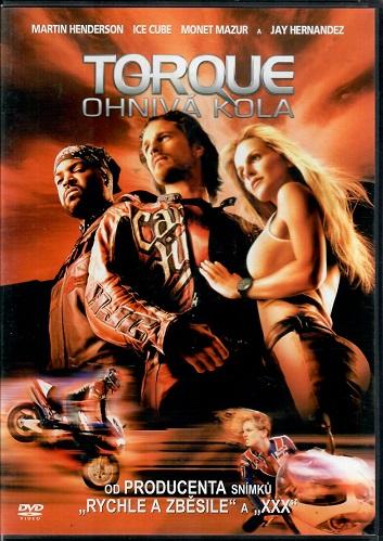 Torque ( Plast ) - DVD