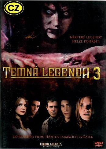 Temná legenda 3 ( bazarové zboží) - plast DVD