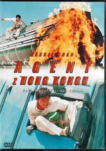 Agent z Hongkongu ( plast ) - DVD