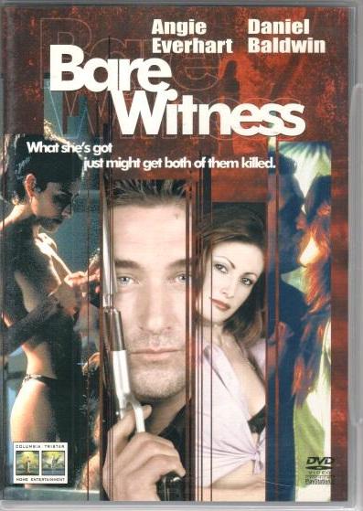 Bare Witness ( Odhalený svědek ) - DVD plast