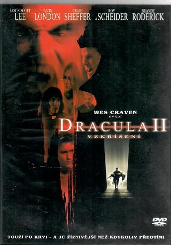 Dracula 2: Vzkříšení ( plast ) - DVD