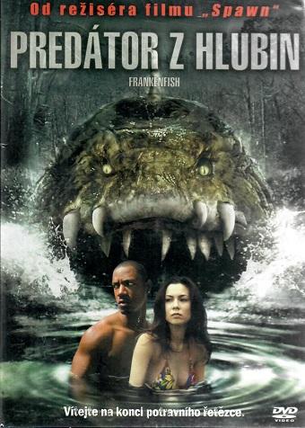 Predátor z hlubin ( Originální znění s CZ titulky ) - plast DVD