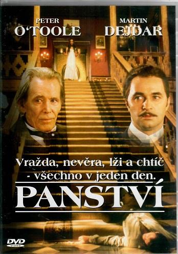 Panství ( plast ) - DVD