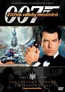 James Bond-Zítřek nikdy neumírá-2 disková edice/plast/-DVD