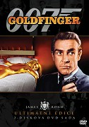 James Bond-Goldfinger :2-disková edice/plast/-DVD