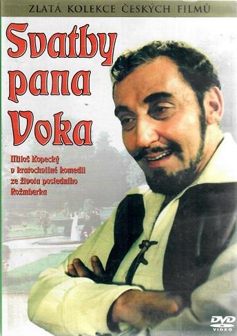 Svatby pana Voka ( plast ) - DVD