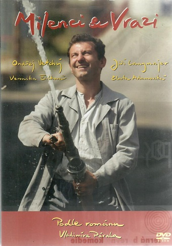 Milenci a vrazi ( plast ) - DVD