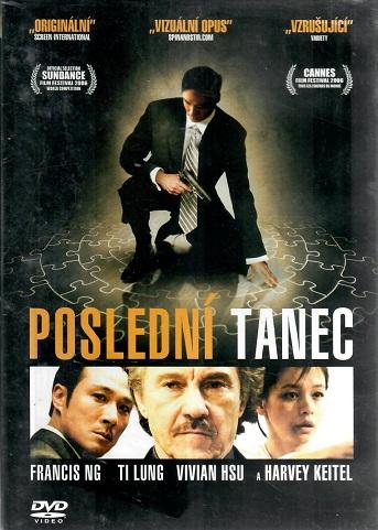 Poslední tanec ( plast ) - DVD