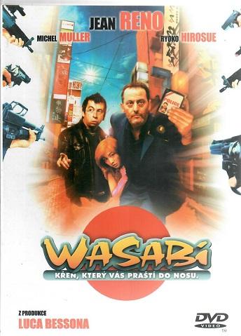 Wasabi ( plast ) - DVD