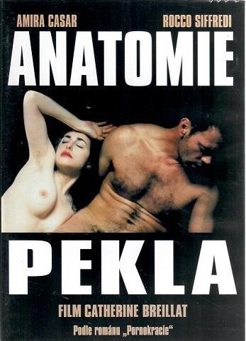 Anatomie pekla ( plast ) - DVD