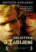 Krátký film o zabíjení - DVD plast