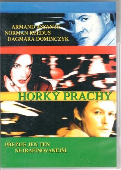 Horký prachy - DVD plast