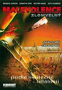 Malevolence -zlomyslný - DVD plast