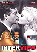 Interview ( F. Fellini ) - 2 DVD plast