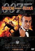 James Bond-Srdečné pozdravy z Ruska:2-disková edice/plast/-DVD