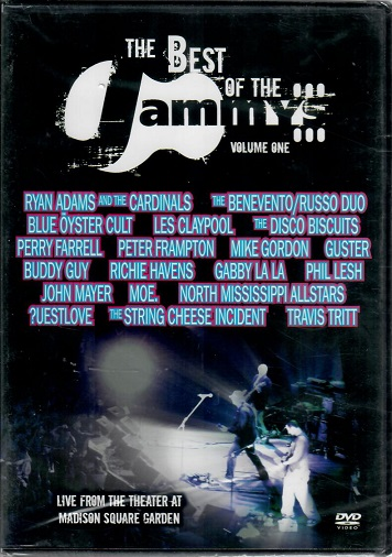 The best of the Jammys: Volume one ( plast ) - DVD