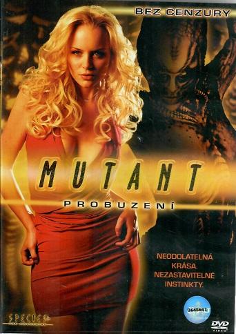 Mutant_ probuzení ( plast ) - DVD