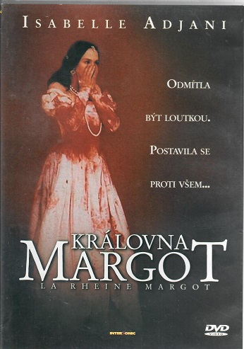 Královna Margot  - DVD slim
