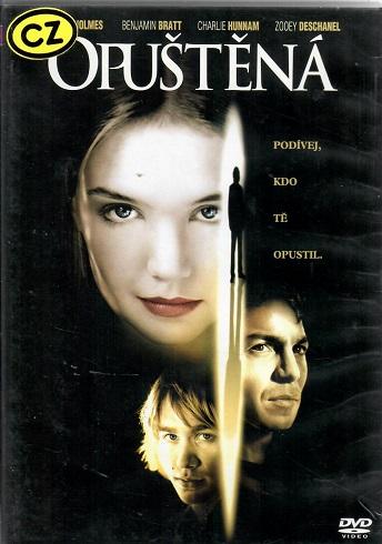 Opuštěná ( plast ) - DVD