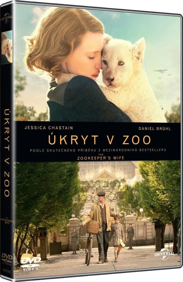 Úkryt v Zoo - DVD plast