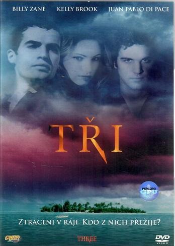 Tři ( plast ) - DVD