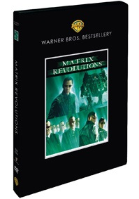 Matrix Revolutions ( plast ) - DVD