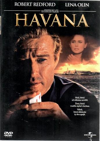 Havana ( Originální znění s CZ titulky ) - DVD
