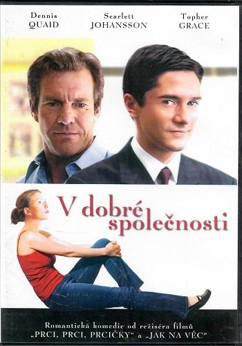 V dobré společnosti ( slim/plast ) - DVD