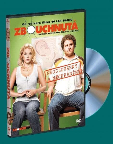 Zbouchnutá - DVD plast