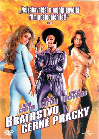 Bratrstvo černé pracky ( originální znění s CZ titulky ) plast DVD