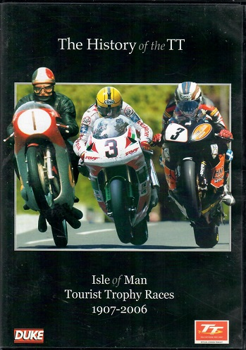 The history of the TT ( plast ) - DVD