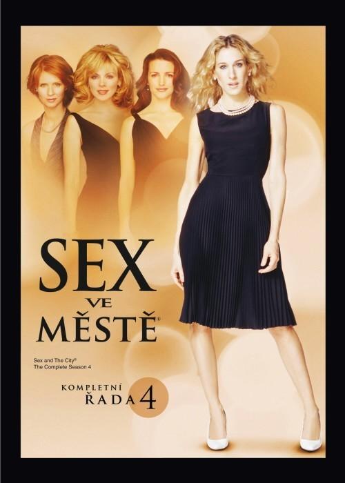 Sex ve městě sezóna 4. -  3DVD
