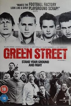 Green street/v původním znění/-plast-DVD
