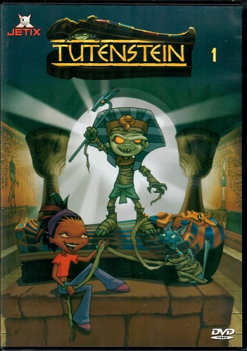 Tutenstein (TV seriál) - plast DVD
