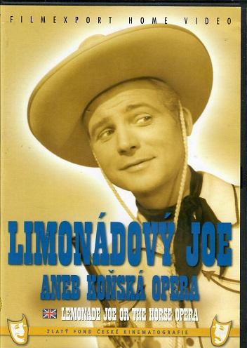 Limonádový Joe aneb Koňská opera ( plast ) - DVD