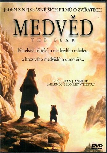 Medvěd ( slim ) - DVD