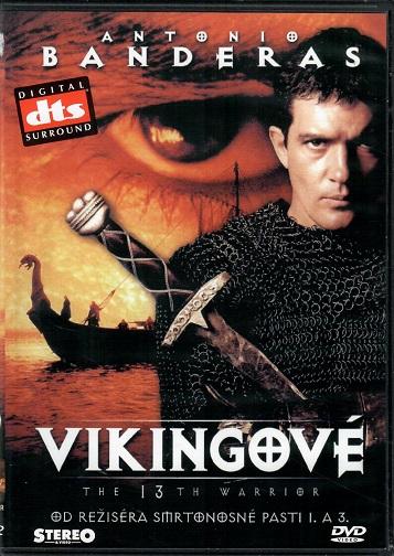 Vikingové ( slim ) - DVD