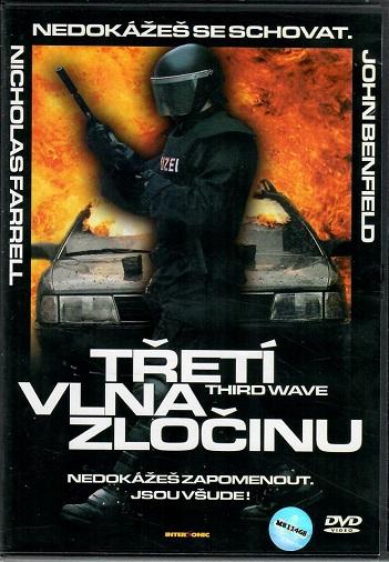 Třetí vlna zločinu ( plast ) - DVD