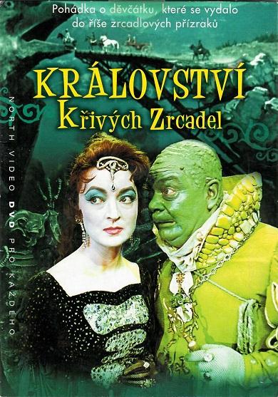 Království křivých zrcadel ( pošetka ) - DVD