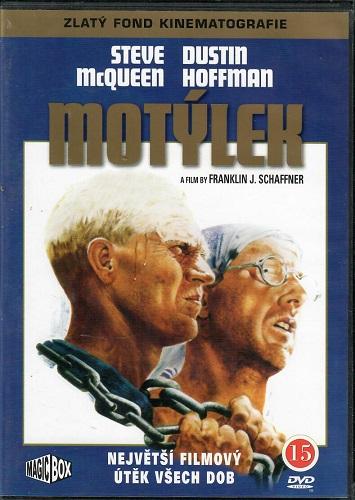 Motýlek ( slim ) - DVD