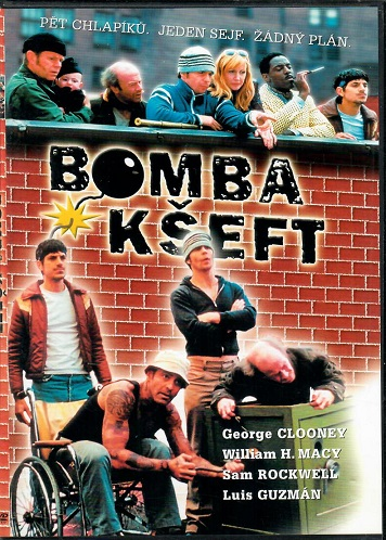 Bombakšeft ( slim/ plast ) - DVD