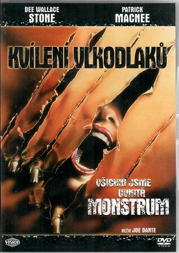 Kvílení vlkodlaků ( originální znění s CZ titulky ) plast DVD
