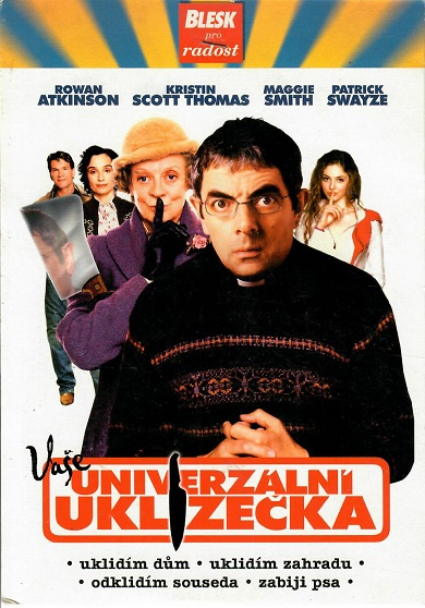 Vaše univerzální uklízečka ( pošetka ) - DVD