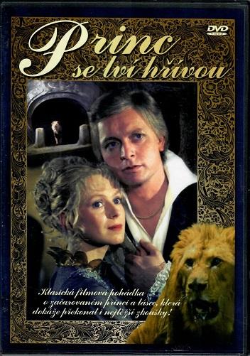 Princ se lví hřívou ( plast ) - DVD