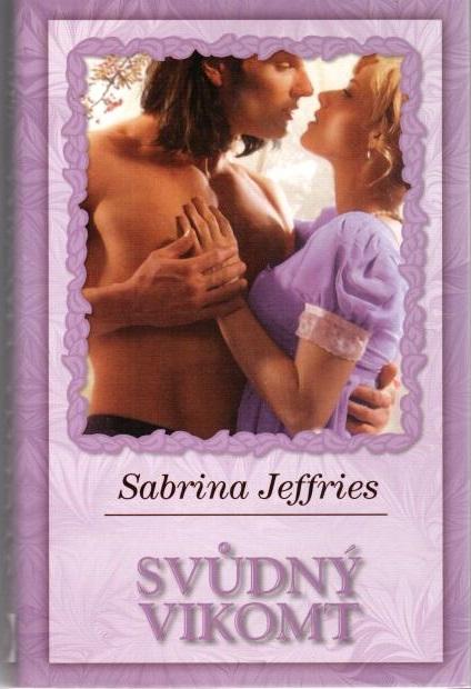 Svůdný vikomt - Sabrina Jeffries