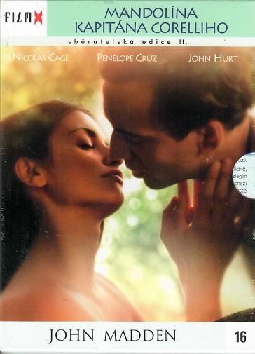 Mandolína kapitána Corelliho ( digipack ) - DVD