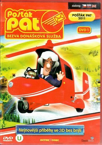 Pošťák Pat 2011 - DVD 1 ( plast ) - DVD